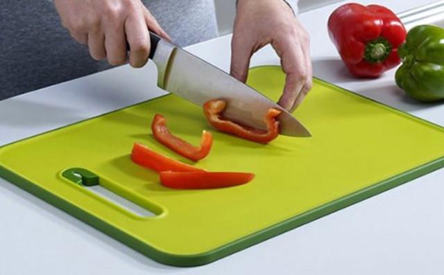 Цвета разделочных досок для порядка и безопасности на кухни