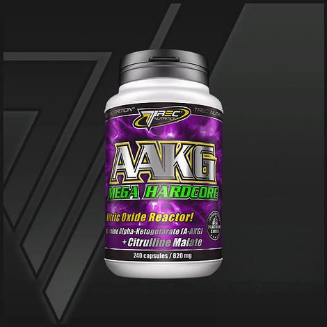 AAKG Mega Hardcore - 120 капсул