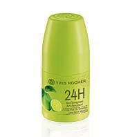 Дезодорант-Антиперспирант 24Ч Зелёный Лимон Мексики