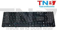 Клавиатура Asus K50, K51, K60, K61, K70, F52, P50, X5DI Series черная RU/US