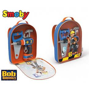 Рюкзак з інструментами для хлопчика Bob Smoby 360136, фото 2