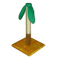 """Когтеточка -дряпка """"Пальма"""" высота 62 см."""