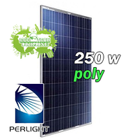 Солнечная панель (батарея, фотомодуль) Perlight Solar PLM-250P-60 poly