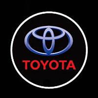 Лазерная проекция логотипа авто LED LOGO, высокая яркость подсветки, быстрый монтаж, 7 видов