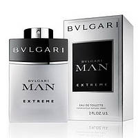 Мужская туалетная вода Bvlgari Man Extreme for Men Eu de Toilette (EDT) 100ml, фото 1