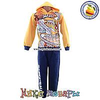 Теплые костюмы для мальчика от 4 до 6 лет (4820-4)