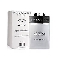 Мужская туалетная вода Bvlgari Man Extreme for Men Eu de Toilette (EDT) 100ml, Тестер (Tester)