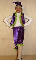 Карнавальный  костюм Гнома сиреневый  для мальчика и девочки  продажа, Киев