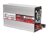 Инвертор напряжения Luxeon IPS-600S (синусоида)