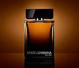 Dolce & Gabbana The One for Men Eau de Parfum парфюмированная вода 100 ml. (Дольче Габбана Зе Уан Еау Парфюм), фото 3