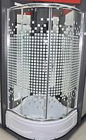Душова кабіна SANTEH 9018 SQ Square 900х900х1950