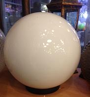 Уличный светильник шар OML-150 белый