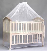 Детская кроватка Geoby LMY632-H453 на колесиках, фото 3