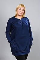 Туника-платье с длинным рукавом, фото 1