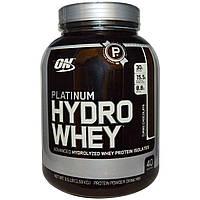 Optimum Nutrition - Platinum Hydrowhey 1.59kg