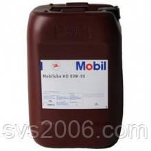 Трансмиссионное масло Мобил Mobilube HD 80W-90 20L