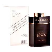 Мужская парфюмированная вода Bvlgari Man In Black for Men Eu de Parfum (EDP) 100ml, Тестер (Tester), фото 1