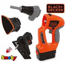 Набор инструментов игрушечный Black & Decker Smoby 360102