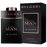 Мужская парфюмированная вода Bvlgari Man In Black for Men Eu de Parfum (EDP) 60ml, фото 1