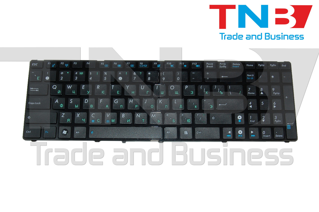 Клавиатура ASUS K72JU K72S K73E (K52 версия)