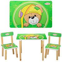 Столик Vivast 501-14 Green (501)