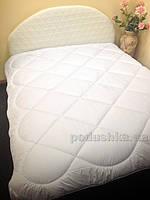 Шерстяное одеяло Билана Корона зимнее в батистовом чехле 140х205 см