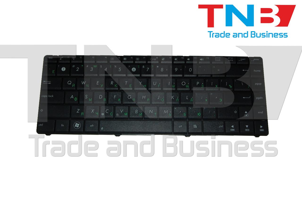 Клавиатура ASUS N43SL N43SM N43SN (Тип2)