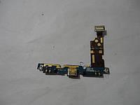 Б.у. оригинал шлейф с разъемом питания  для LG Optimus G E975 e970