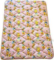 Одеяло детское зимнее Билана Малыш шерстяное 100х140 см