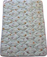 Одеяло детское демисезонное Билана Малыш шерстяное 100х140 см