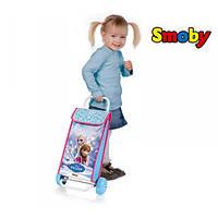Тележка для покупок детская Frozen Smoby 24501