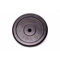 Диск обрезиненный Alex d-26 мм (RCP10) 10 кг