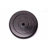 Диск обрезиненный Alex d-26 мм (RCP10) 15 кг