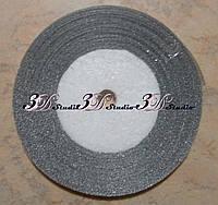Лента парча серебро 0,5 см