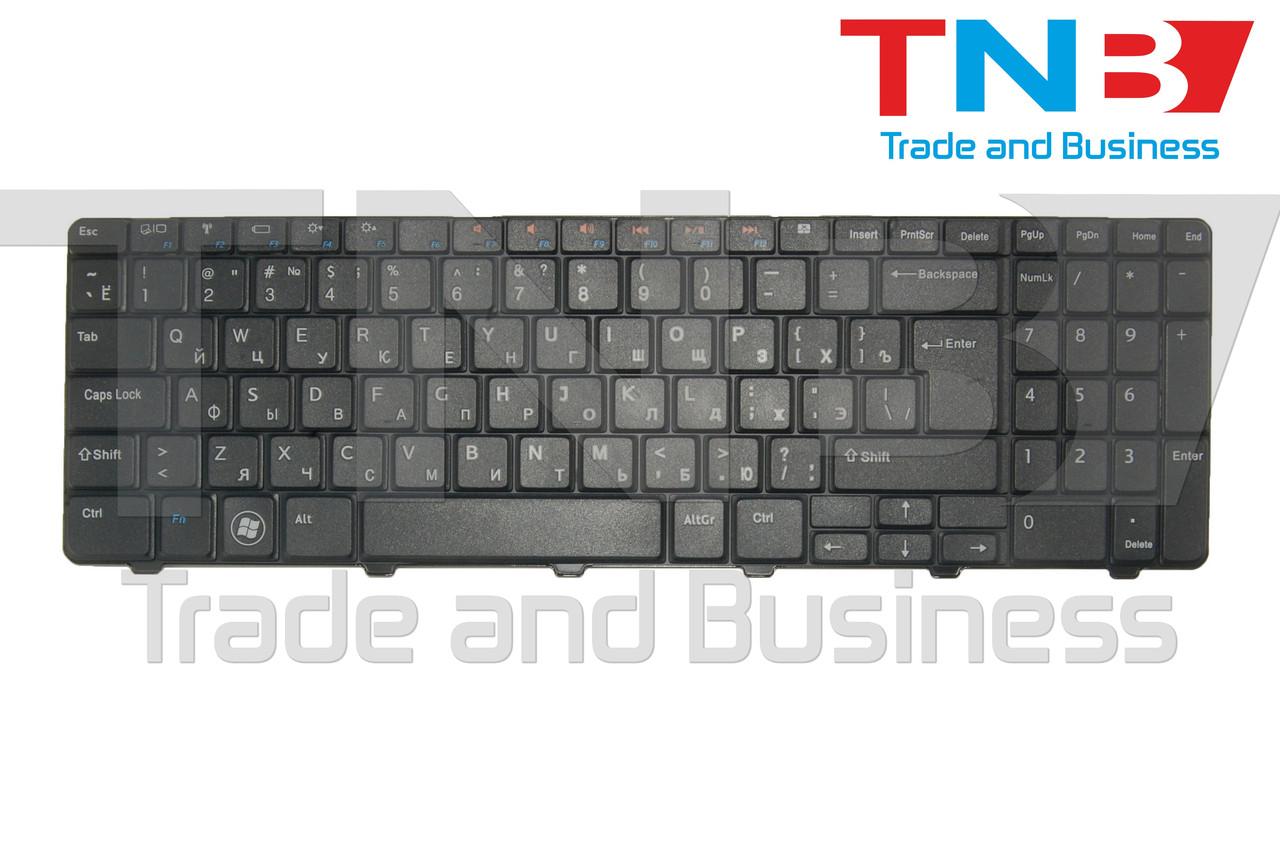Клавиатура Dell Inspiron N5010 M5010 Series черная RUUS