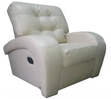 Комплект кожаной мебели Винс. (3р+1), фото 2