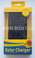 Портативное зарядное устройство - Solar Charger Power Bank 15000 mAh