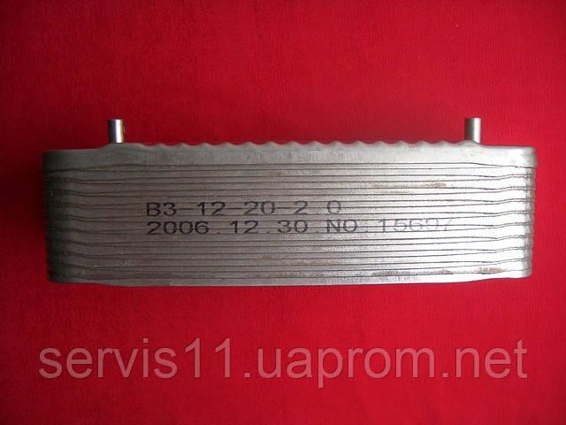 Пластинчатый теплообменник ГВС 28/32 кВт Zoom EXPERT and MASTER 18 пластин