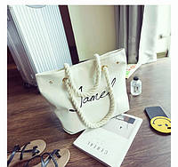 Большая тканевая сумка. Хорошее качество. Пляжная сумка для женщин. Удобная сумка. Купить онлайн. Код: КДН1053