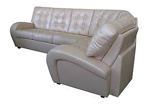 Модульный кожаный диван Винс, фото 2