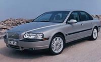 Лобовое стекло на Volvo S80 1998-06 г.в.