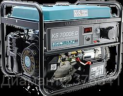 Бензиновый генератор KS 7000E G