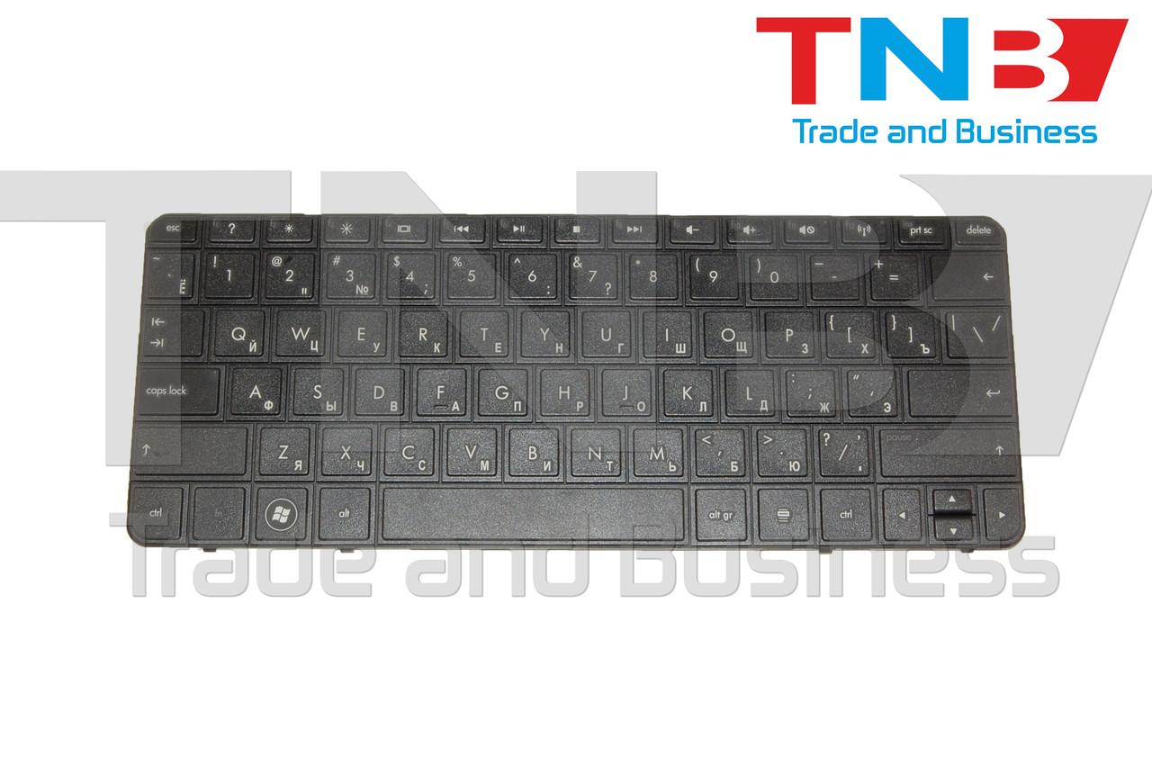Клавіатура HP Compaq Mini 210-4100 чорна