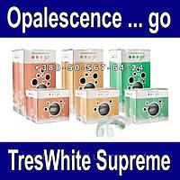 Opalescence Go TresWhite Supreme - отбеливающий гель в капах 10шт/уп