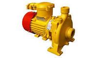 Насос КМ 50-40-215 Е, КМ50-40-215 Е для перекачки бензина, нефтепродуктов
