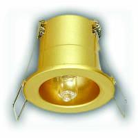 Светильник точечный Lemanso DL4140 звёздное небо (колокол) античное золото