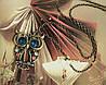 Винтажная подвеска Сова кулон, фото 4