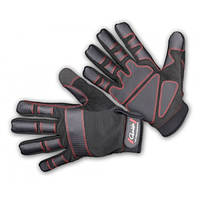 Armor Gloves 5 finger cut XL перчатки Gamakatsu