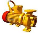 Насос КМ 80-50-215 Е, КМ80-50-215 Е для перекачки бензина, нефтепродуктов, фото 2