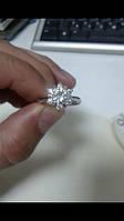 Белое золото и бриллианты